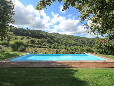Photo for Apartment Lucolena in Greve in Chianti - 6 persons, 3 bedrooms