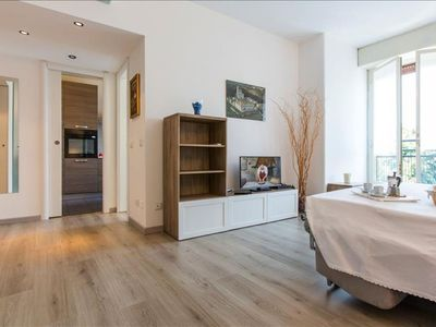 Photo for Bande Nere apartment in Navigli with air conditioning & lift.