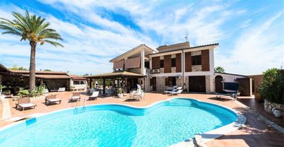 Photo for Holiday house Castellammare del Golfo for 1 - 8 persons with 4 bedrooms - Holiday house
