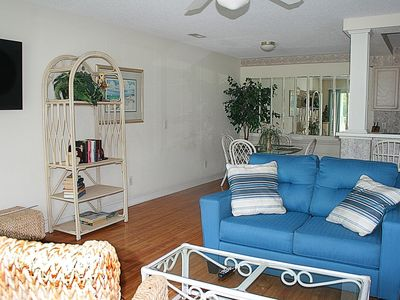 Photo for Full Kitchen, 2 Bedrooms, 2 Bathrooms, 27 Hole Golf Resort, Close to Beaches, Sunset Beach, NC805)