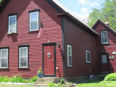 Photo for Family Friendly Farmhouse- 5 minutes to North Conway & all mountain activities