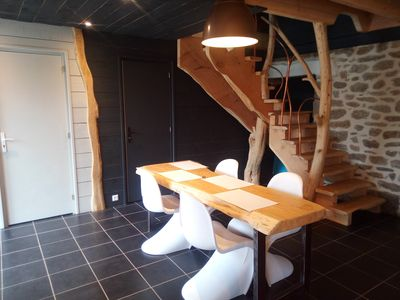 """Photo for """"Ty Anna""""! The beach on foot! Breton farmhouse renovated in 2018! Cottage 3 ***"""