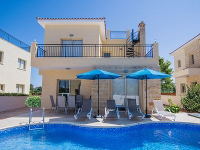 Photo for Green Valley Villa V9, walking distance to Polis