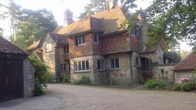 Photo for Country House With (Summer) Heated Swimming Pool On The Edge Of Ashdown Forest