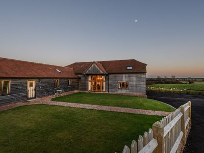 Photo for Gorgeous, rural holiday home with a beautiful view of the countryside
