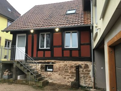 Photo for Spacious cottage for 6/8 person center Alsace