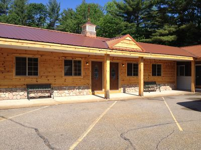 Mountain Lodge Style Condo Suite - 5 mins to Storyland / North Conway