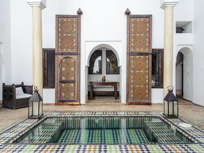 Photo for Riad Porte Royale - In Marrakech (Medina)