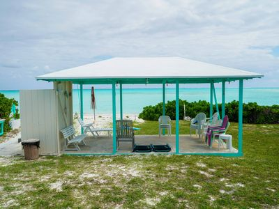 Photo for Brand New,Beach front property on Spanish Wells
