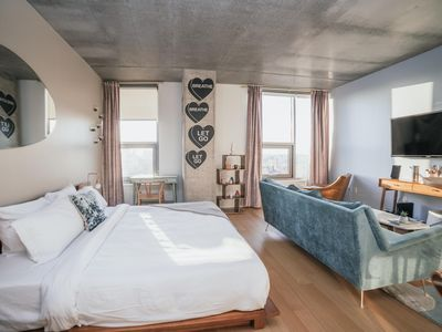 Photo for Trendy Philly Penthouse w/ Roof Access by Coral Homes