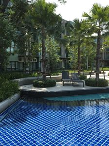 Photo for 1BR Condo Vacation Rental in Tambon Cha-am, จ. เพชรบุรี