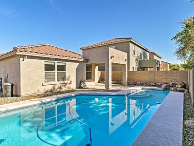 Photo for NEW! Chic Home w/ Patio: 12Mi to Downtown Phoenix!