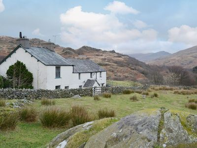 Photo for 1BR Cottage Vacation Rental in Ulpha and the Duddon Valley, Western Cumbria