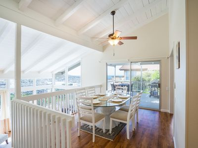 Dining Area - You'll find your rental spotlessly clean, thanks to TurnKey's professional housekeeping team.