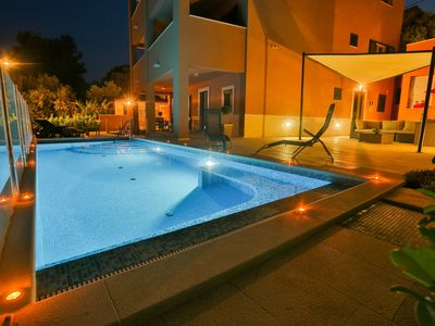 Photo for Apartment with pool and sea view - 2nd floor