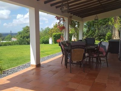 Photo for 3 bedroom Villa, sleeps 6 in Monte Boi with Pool