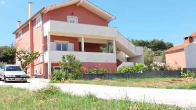 Photo for Holiday apartment just 50 m to the beach with sea view