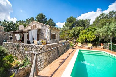 Beautiful stone country house with the best views of the Selva region -  Selva