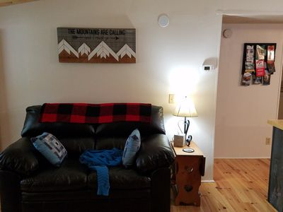 Photo for Smoky Mountain Home Rental 3/2 sleeps 6.