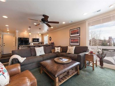 Photo for Three Kings 83 (2BR Gold): 2 BR / 2 BA  in Park City, Sleeps 5