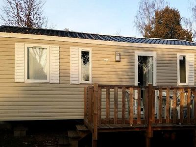 Photo for Camping Les Portes d'Alsace *** - Evasion Cottage 4 Rooms 6 People