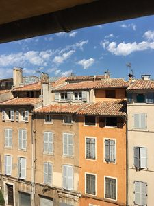 Photo for Historic building, modern apartment in the center of Aix-en-Provence