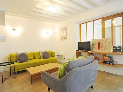 Photo for Heart of the Marais , 3 bedrooms, up to 6 guests