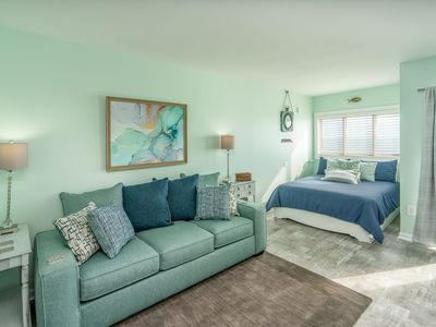 Photo for Oceanfront Studio Offering Amazing Views and Luxurious Decor! The Palace Resort - 701