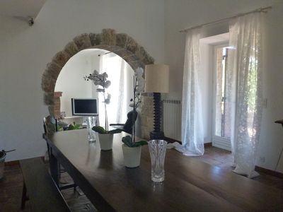 Photo for LE BASTIDE DU RAYOL, FOR THE IDEAL GET AWAY, HEATED INDOOR POOL, SAUNA, ON 22 HE