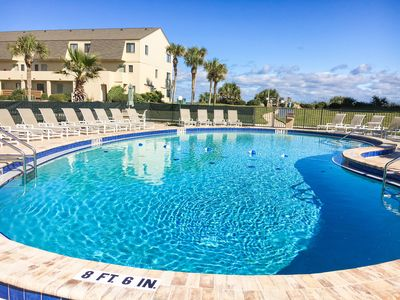 Pool - During your stay, enjoy access to 4 heated pools!