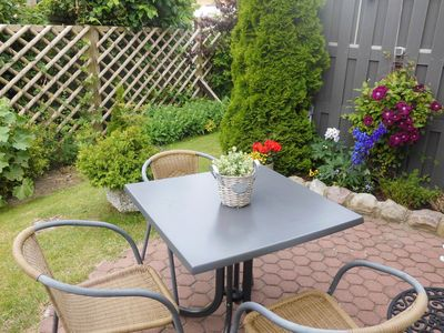 Photo for Cozy Apartment Niehagen Germany with a Beautiful Terrace