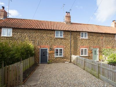 Photo for Moongazer Cottage is a sympatheticly refurbished cottage, set back from the road in a quiet area of