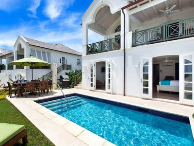 Photo for Luxury 3 Bedroom Villa in Royal Westmoreland With Pool and Resort Access