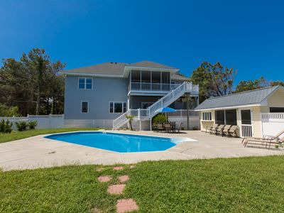 Photo for The Tip-sea Parrot ( 6 Bedroom home )