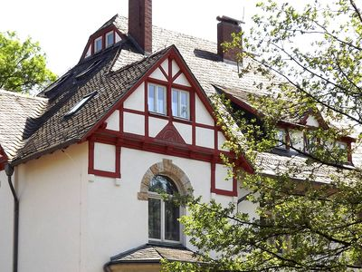 Photo for 4 stars Villas Apartment (84 m2) in a central location with garden Quedlinburg u. WIRELESS INTERNET ACCESS