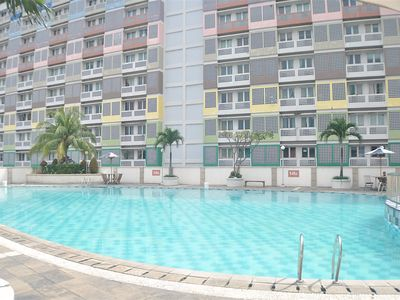 Photo for 1BR Apartment Vacation Rental in Depok, West Java