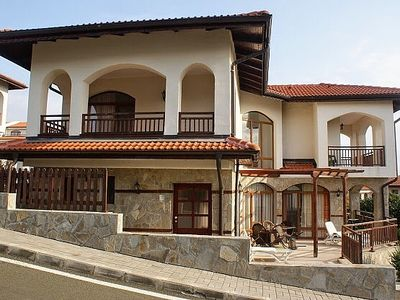 Photo for Bulgaria Pomorie Villa Large Private Pool and Wi-fi