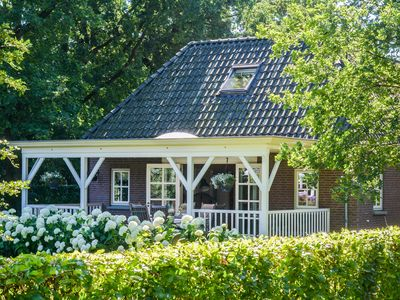 Photo for Attractive detached summer house in rural setting in Twente, child friendly