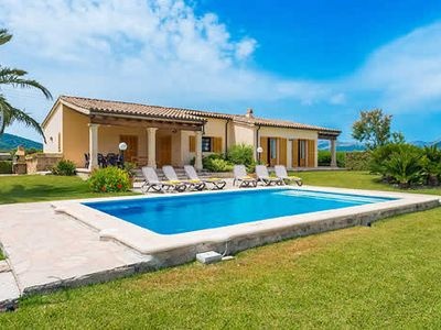 Photo for Charming villa with pool located perfectly between popular resorts with excellent beaches