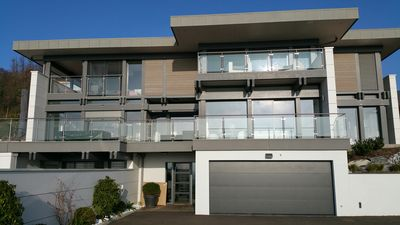 Photo for Villa of exception, very upscale, 330 m2- mountain - Annecy lake view