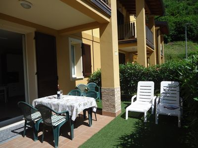 Photo for Holiday apartment Anfo for 2 - 4 persons with 2 bedrooms - Holiday apartment