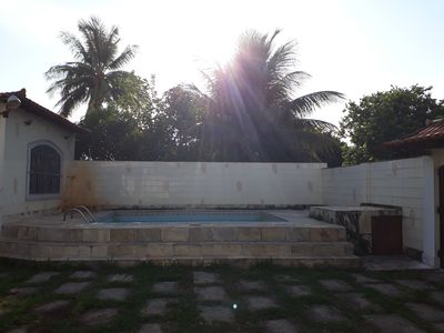 Photo for House in saquarema pool and barbecue