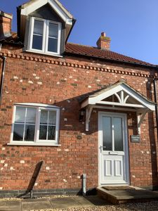 Photo for Church View Cottage modern 2 bedroom holiday let in Timberland near Woodhall Spa