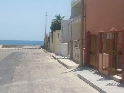 Photo for Casa Alice cozy apartment a stone's throw from the crystal clear sea of Salento