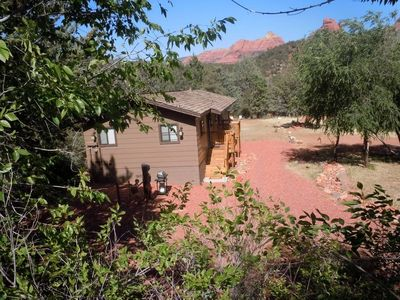 Sedona Forest Villa LAND & NATURE LOVER'S PARADISE with Hot Tub and Pet Friendly