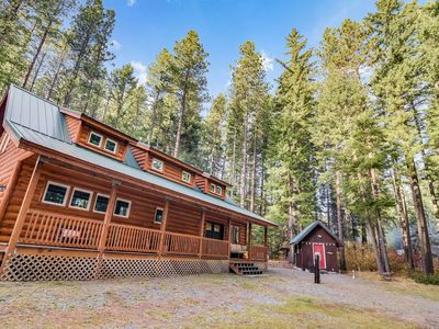 Photo for SAVE 25% NOW! Luxurious Kid-Friendly Cabin Near Suncadia | Pet Friendly