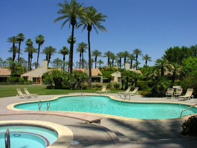 Photo for Bungalow Style Rio Del Sol Condo w/ Spacious Private Courtyard, Pet Friednly + Pool, Spa
