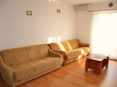 Photo for New building apartment near bus stop Zrce (TER6PAX)