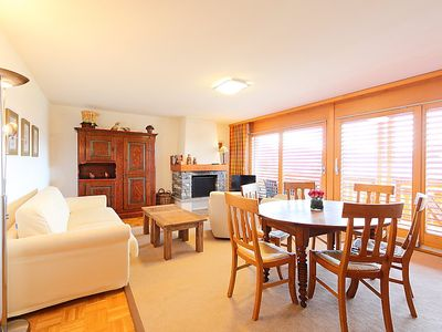 Photo for Apartment Snowbird in Crans-Montana - 6 persons, 2 bedrooms