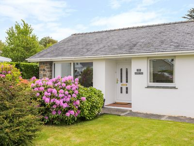 Photo for GARREG WEN, pet friendly, with a garden in Criccieth, Ref 1012114